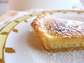 Shoreham Lemon Tart