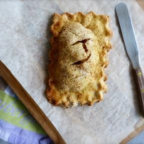 Baked Apple and Cinnamon PopTarts