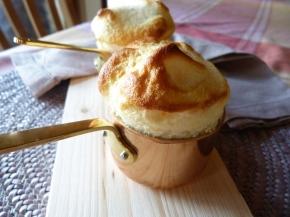 Passionfruit Soufflé