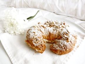 Hazelnut Croissants