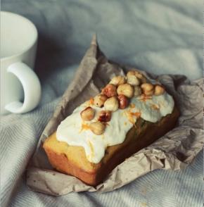 Buttermilk Pumpkin + Cacao Nib LittleLoaves