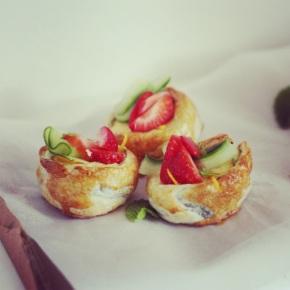 Pimms Tartlets