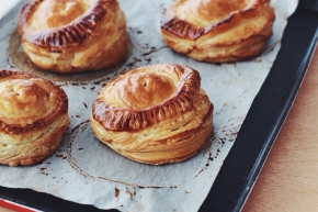 Slow-Cooked Beef + Ale Pithiviers